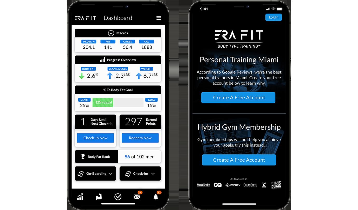 ERA Fitness app
